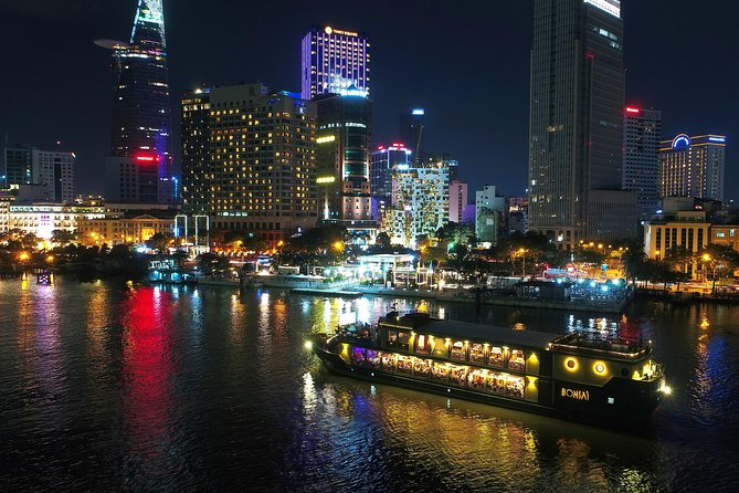 Dinner Cruise on Saigon River by Bonsai Cruise