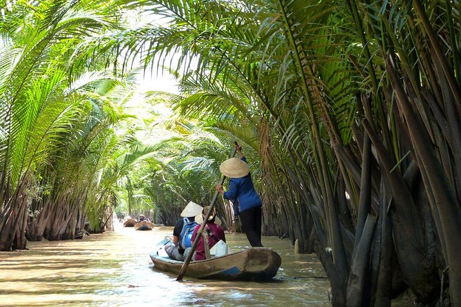 Private Tour: Mekong Delta Floating Market to Cai be Day Tour Including Local Lunch and Boat Ride From Ho Chi Minh