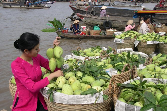 Private Tour: Mekong Delta Floating Market to Cai be Day Tour Including Local Lunch and Boat Ride From Ho Chi Minh photo 2