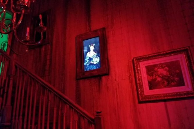 A Haunted House Escape Game in Branson 2019