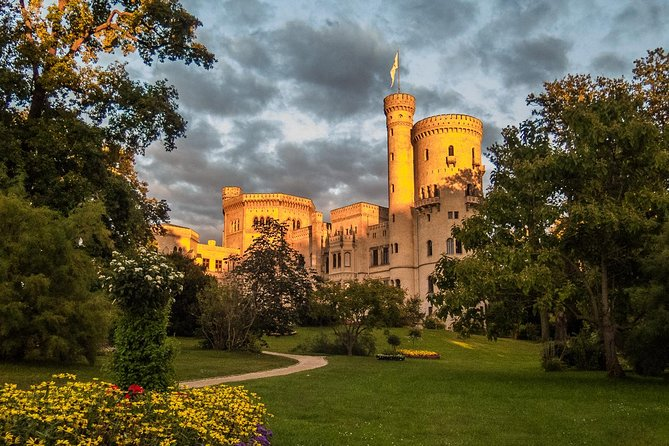 Private Tour: Discover the Amazing History of Babelsberg Park