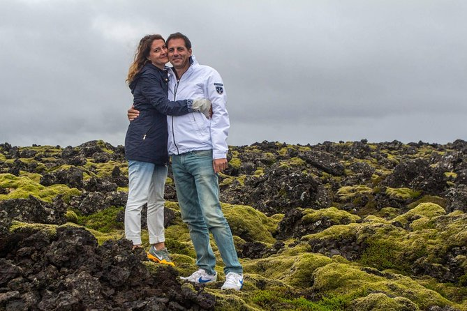 Private Tour Moonwalk at Reykjanes Peninsula 6 hours