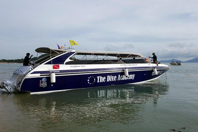 Private Charter-tour per speedboot vanuit Koh Samui