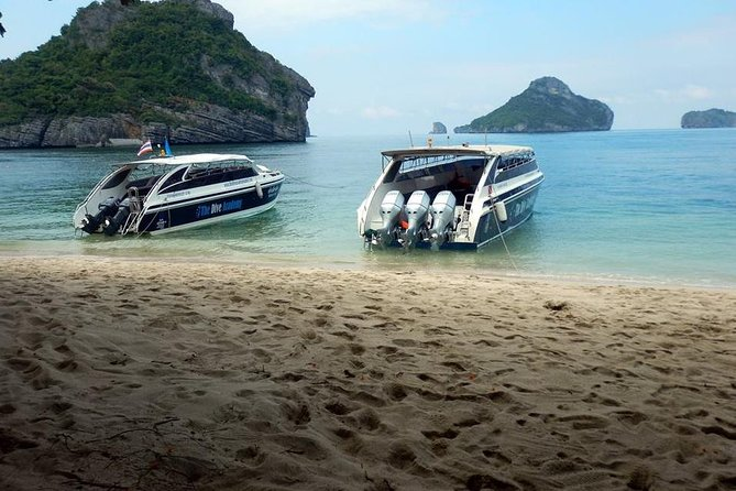 VIP-rondleiding Angthong Marine Park