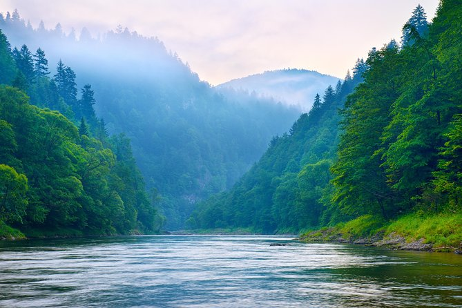Dunajec Wooden Rafting Tour from Krakow photo 2