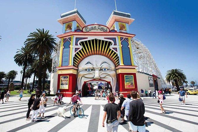 Excursión privada de un día a la ciudad de Melbourne con guía local