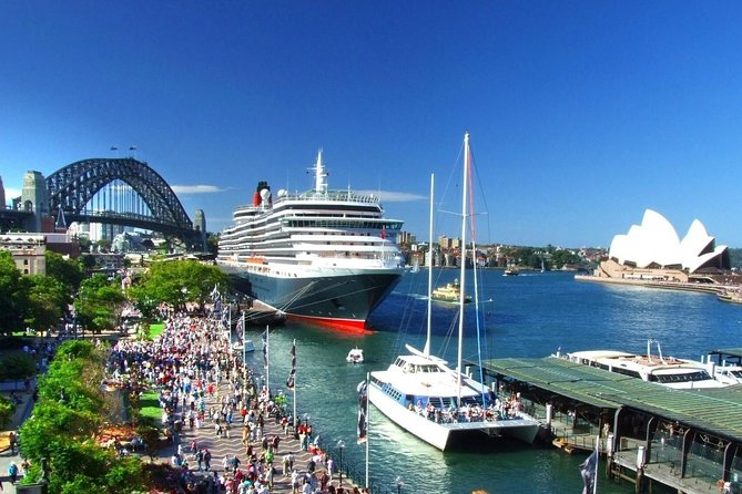 Sydney Luxury Private Shore Excursion - 6 Hour Tour