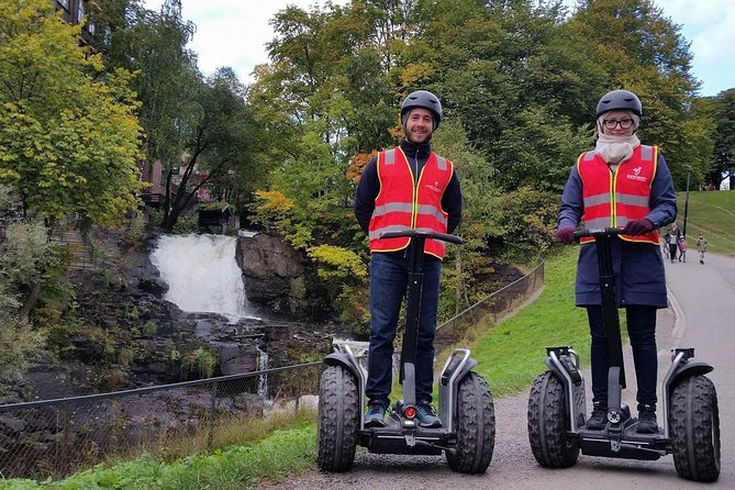 Discount on Elmoving-Segway Tours