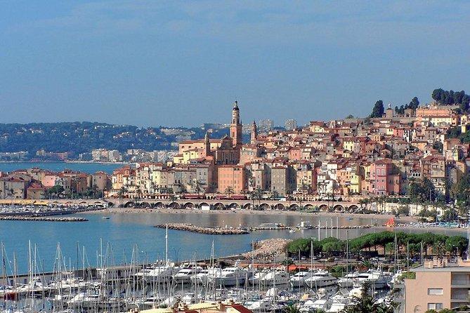 Italian Market Menton and Turbie - Shared & Guided Tour