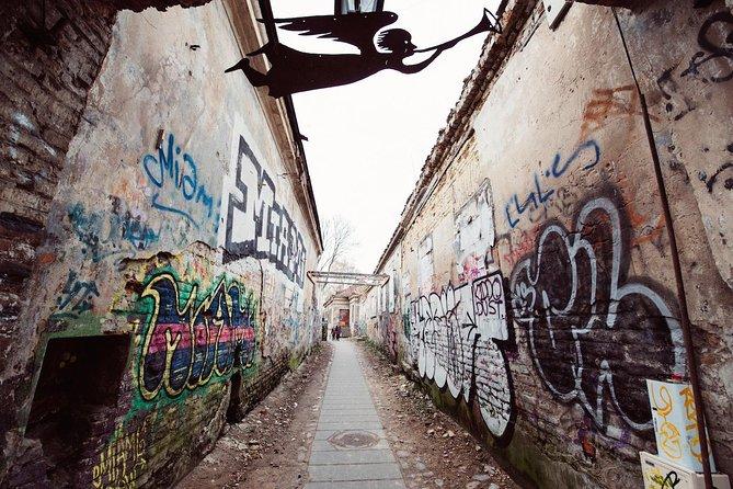 Vilnius. Meet the Alternative Side of the City (Private Tour)
