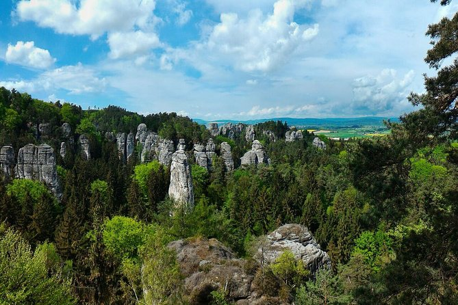 Full-Day Trip to Bohemian Paradise from Prague