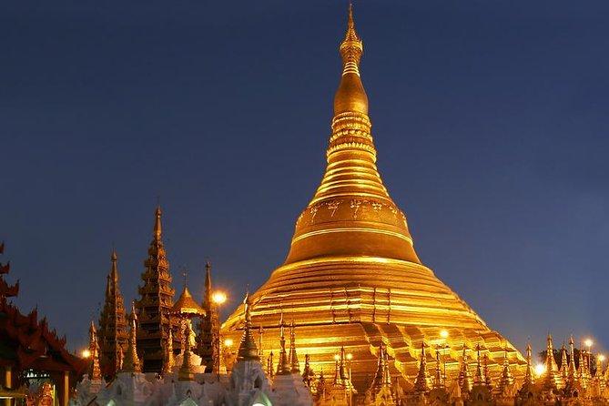 3-Hour Private Yangon Heritage Walking Tour