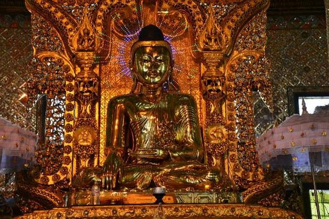 Private Yangon Full-Day Heritage and Market Walking Tour