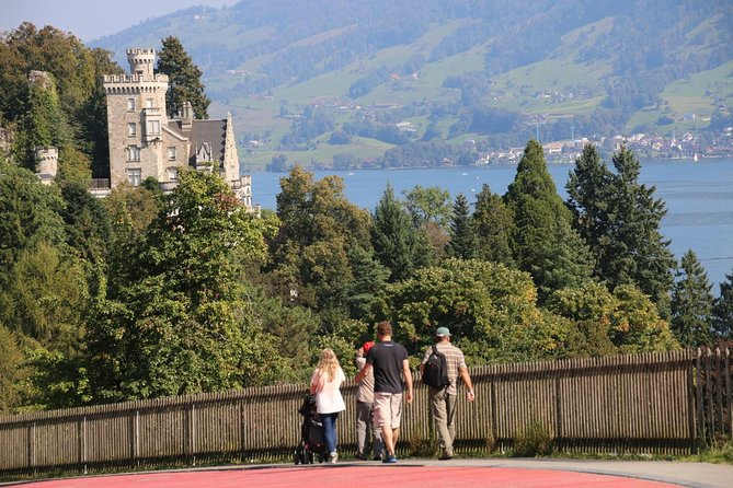 Lake Lucerne Castles and Villas Tour