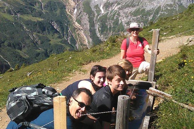 Hart van de Alpen Prive-wandeling met vervoer vanuit Luzern