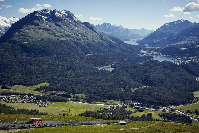 St Moritz Private Guided Panorama Hike