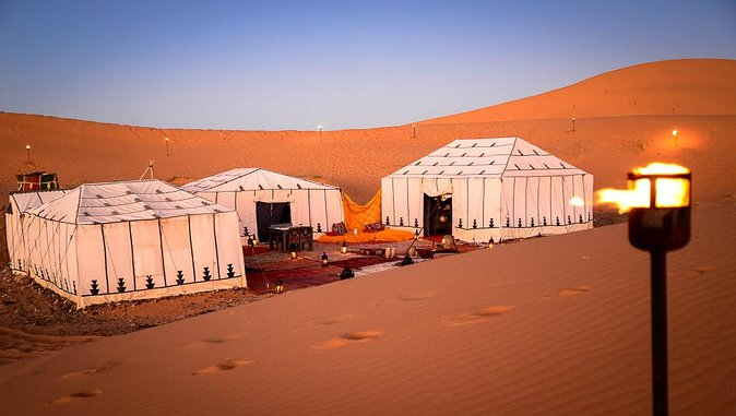 Private Morocco Tour From Casablanca