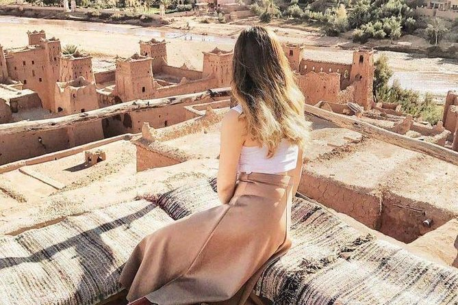 Full Day Trip FROM MARRAKECH TO AIT BENHADDOU in Atlas
