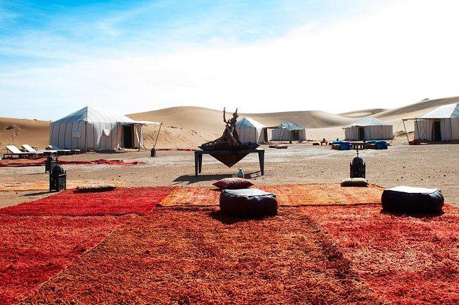 4-Day Tour from Casablanca to the Sahara Desert