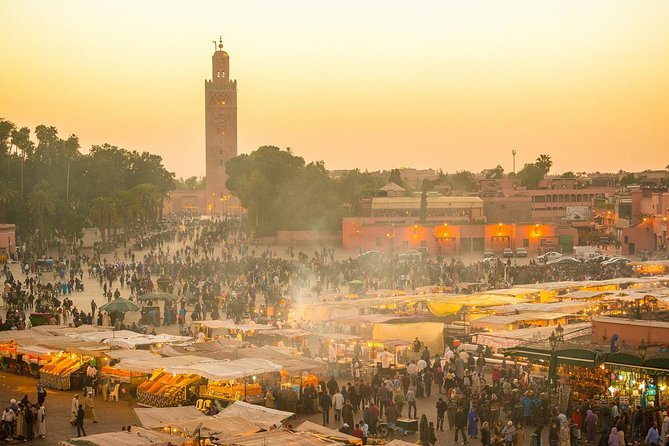 2 Day Private Trip From Casablanca To Marrakech