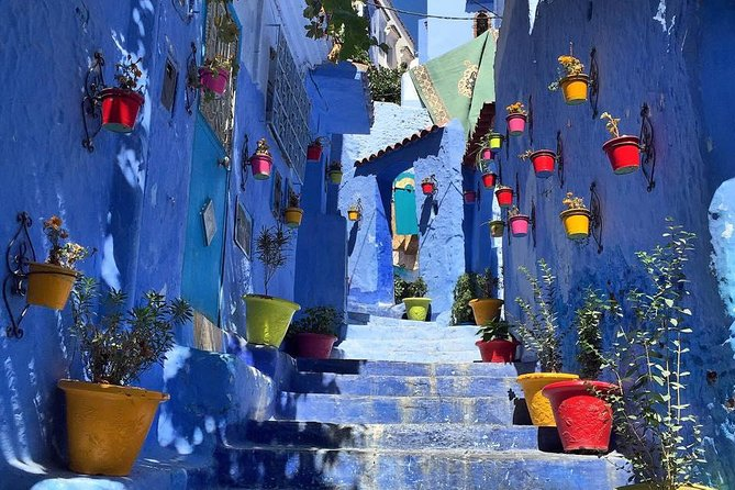 7day Tour from Casablanca to Desert and Chefchaouen via fez & Marrakech
