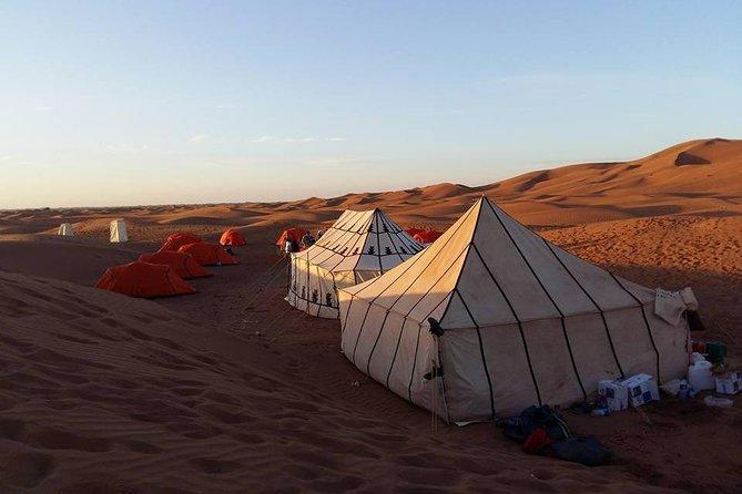 Tweedaagse gezamenlijke groepswandeltocht van Marrakech naar Zagora