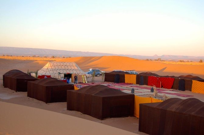 Private 2-Day tour from Marrakech to Merzouga desert with camel ride