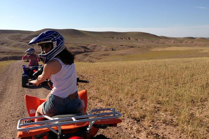 Marrakech Quad Biking Adventure Activity