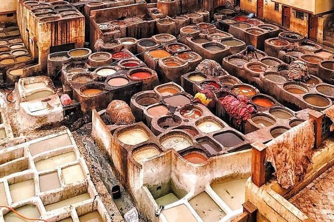 Morocco 6 Day Private Desert and Culture Tour from Casablanca