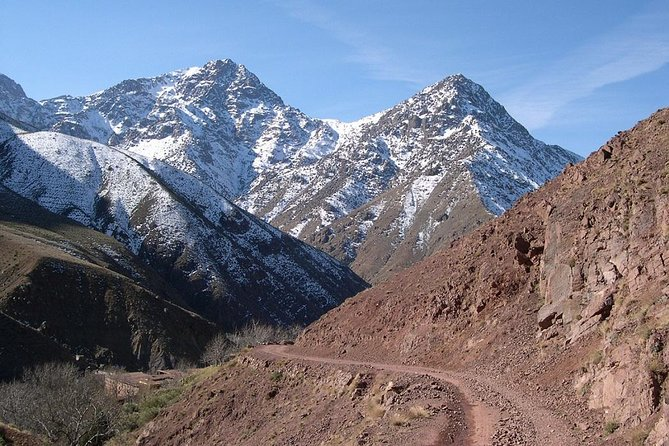 8-DAY Morocco Atlas mountains Hiking TOUR FROM MARRAKECH TO TOUBKAL