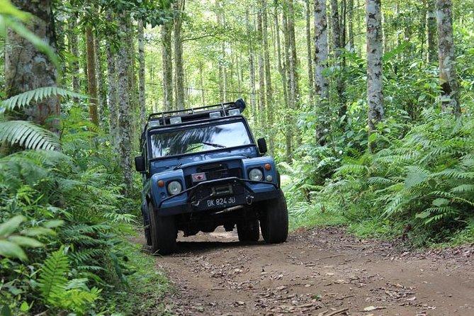 Bali 4WD Adventure