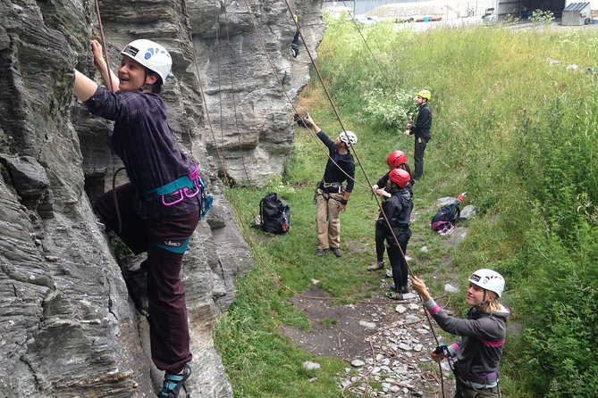 Privately Guided Rock Climbing - Half Day
