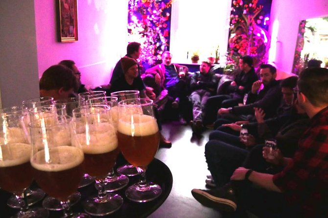 Craft Beer Tastings Tour in Hamburg