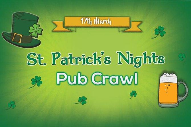 St Patricks Pub Crawl