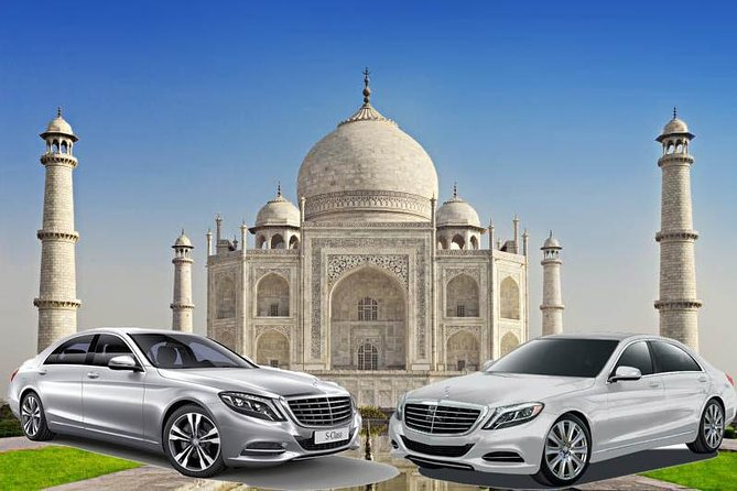 Luxury Agra day tour from Delhi by Mercedes Car