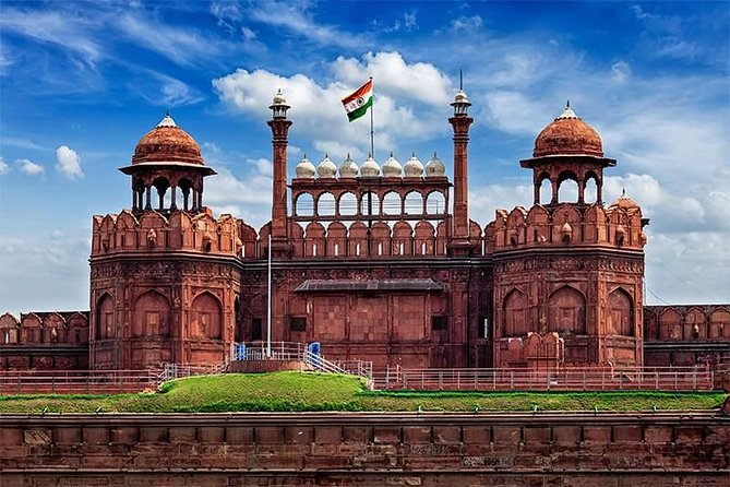 Full-Day Private Old and New Delhi Combo Tour