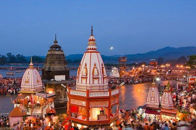 Haridwar and Rishikesh 2-Day Tour from Delhi