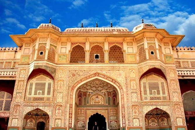 Jaipur Full Day Luxury Tour From Delhi With Lunch And Guide - All Inclusive