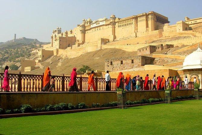 Same day Jaipur tour by Car form Delhi