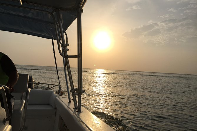 Private Boat Sunset and Night Tour, Cartagena´s Bay