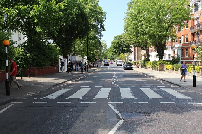 Beatles Tour of London by Private Black Taxi