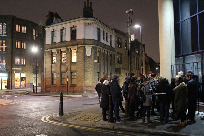 London Whitechapel Jack The Ripper 2 Hour Guided Walking Tour 2021
