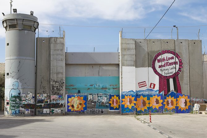 Palestine Revealed: 2-Day Private Tour from Jerusalem or Tel Aviv