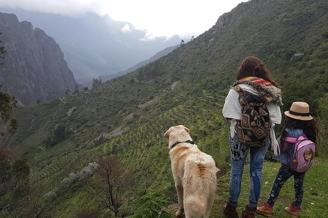 Inca Trail Pumamarca Ollantaytambo - with Mountain Dog as a Guide!