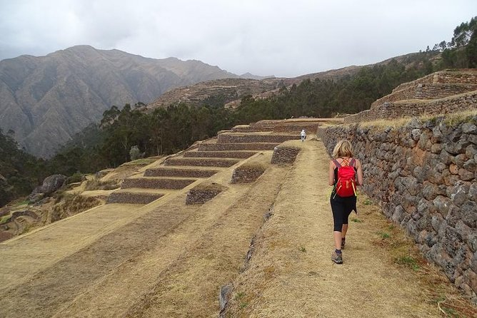 Alternative Inca trail Chinchero Urquillos Full day Tour