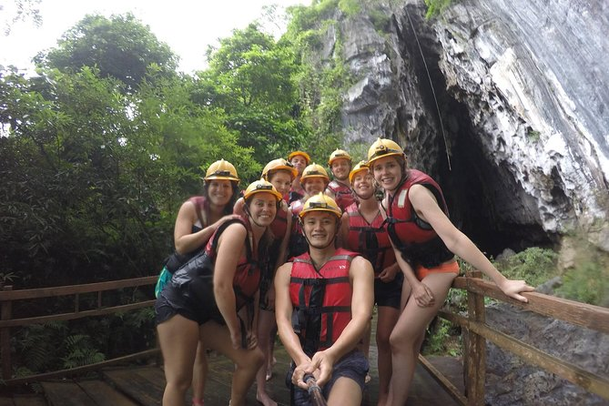Phong Nha National Park - Paradise Cave and Dark Cave Tour