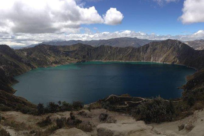 Quilotoa Lagoon Adventure from Quito