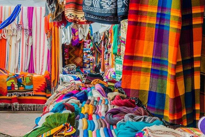 Artesanal Otavalo Market Experience