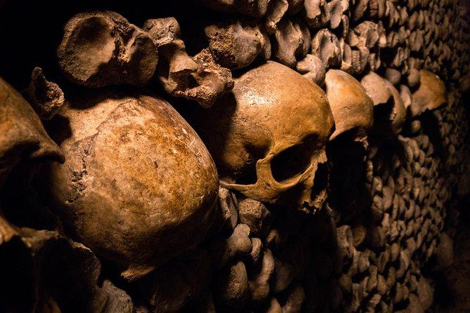 Visite guidée des Catacombes – Accès coupe-file