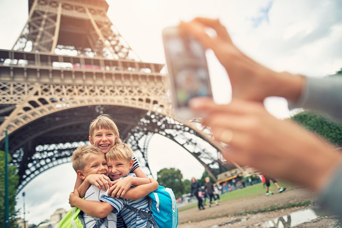 Guided Eiffel Tower Tour by Elevator with Optional Summit Access Upgrade